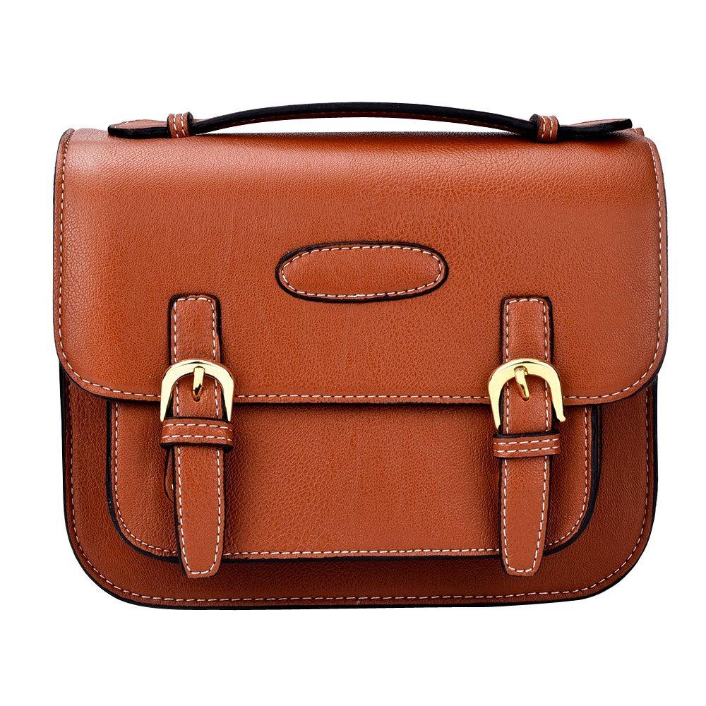 New Style Retro Mini Camera Bag Case for Fujifilm Instax Mini 7S/8/25/50S/90 PU Leather Camera Protect Case