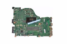 SHELI FOR Acer Aspire E5-575 Laptop Motherboard W/ I5-6200U CPU NBGD311002 NB.GD311.002 DAZAAMB16E0 DDR4