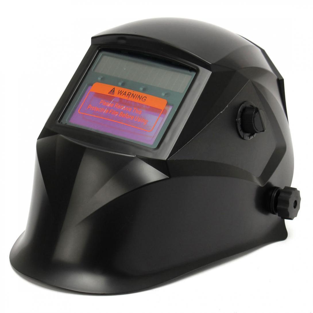 Praktisch Komfortable Pro Solar Schweißen Maske Auto Verdunkelung Schweiß Helm Mig Schleifen Maske Schleifen Belebende Durchblutung Und Schmerzen Stoppen