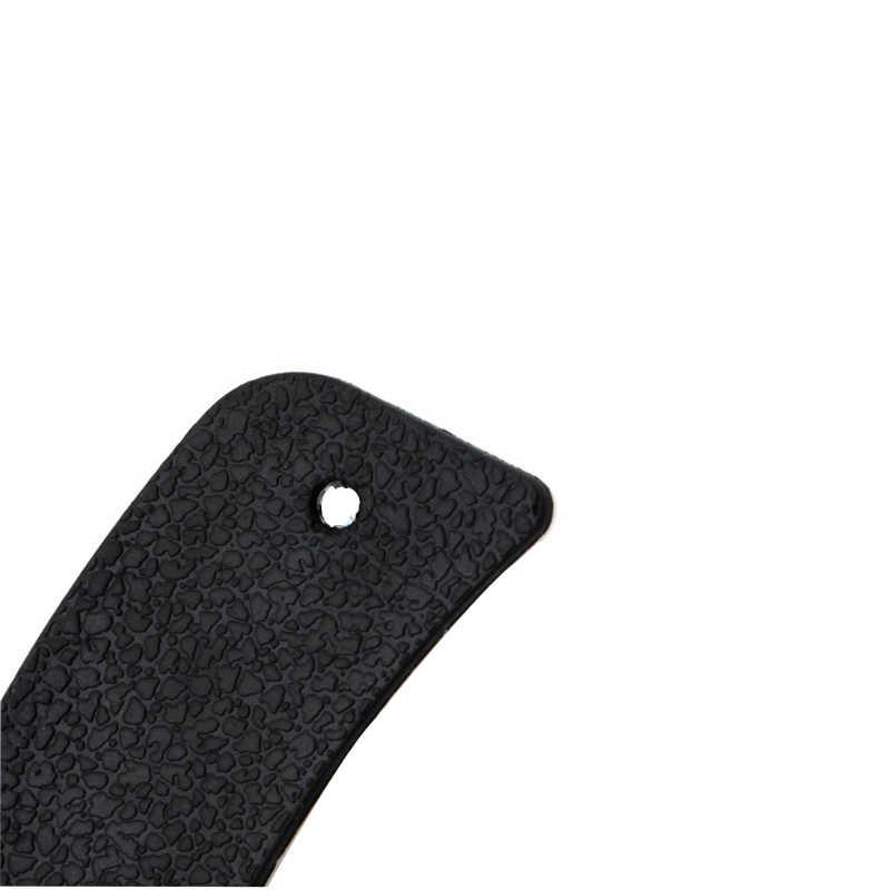 Para Nikon D80 la tapa trasera de goma para pulgar goma reemplazo para cámara DSLR reparación de la unidad parte