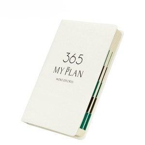 Image 5 - A5 B6 2020 Japanse Klassieke Notebook 365 Dagelijks Wekelijks Maandelijkse Jaarlijks Kalender Planner Agenda Schedule Organizer Journal Bujo