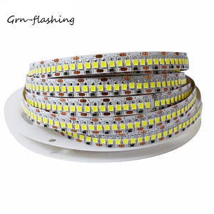 Super Brightness 1M 2M 3M 4M 5M LED Strip Light Tape 2835 240LEDsM DC12V 24V Flexible LED Ribbon String Light Warm White White