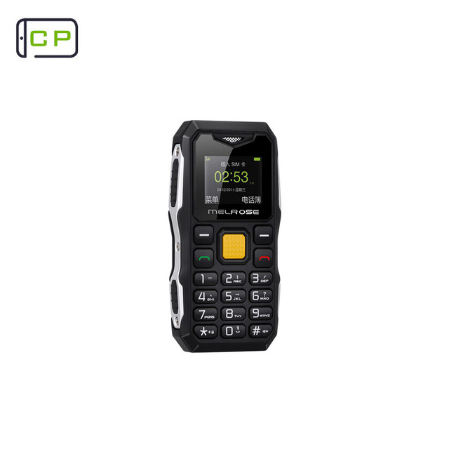 b667dcbcd0 US $19.87 29% OFF|Original New Melrose S10 S11 long standby Big Voice  Flashlight FM mini small size Rugged mobile Phone-in Mobile Phones from ...