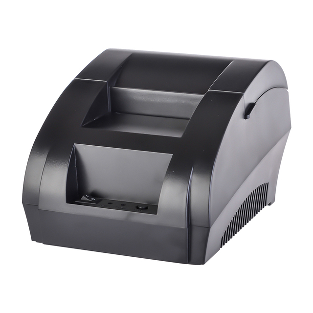 NETUM NT-1809DD 58mm Bluetooth Thermal Receipt Printer for Android IOS Windows AND 5890T RS232 Port Receipt Printer POS Portable 4