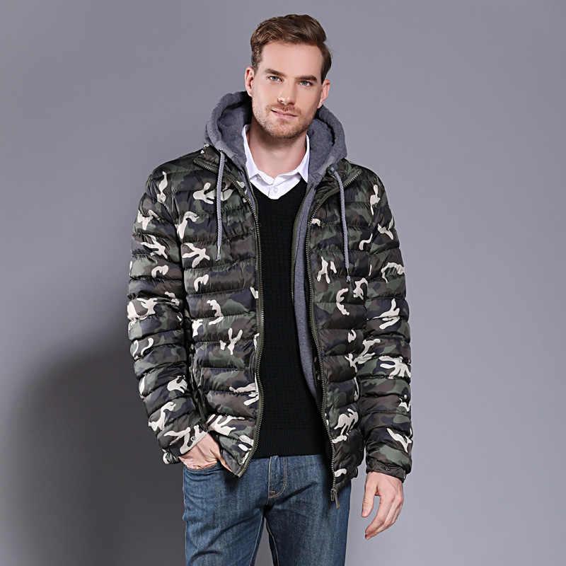 4XL 7XL мужские куртки камуфляжные зимние пальто парки утепленные с капюшоном
