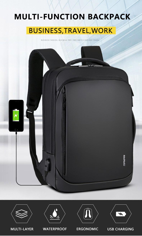 HTB1AhbhN4TpK1RjSZFMq6zG VXa9 - 2019 Mens USB Charging Backpack 14 - 15.6 inch Laptop Bags