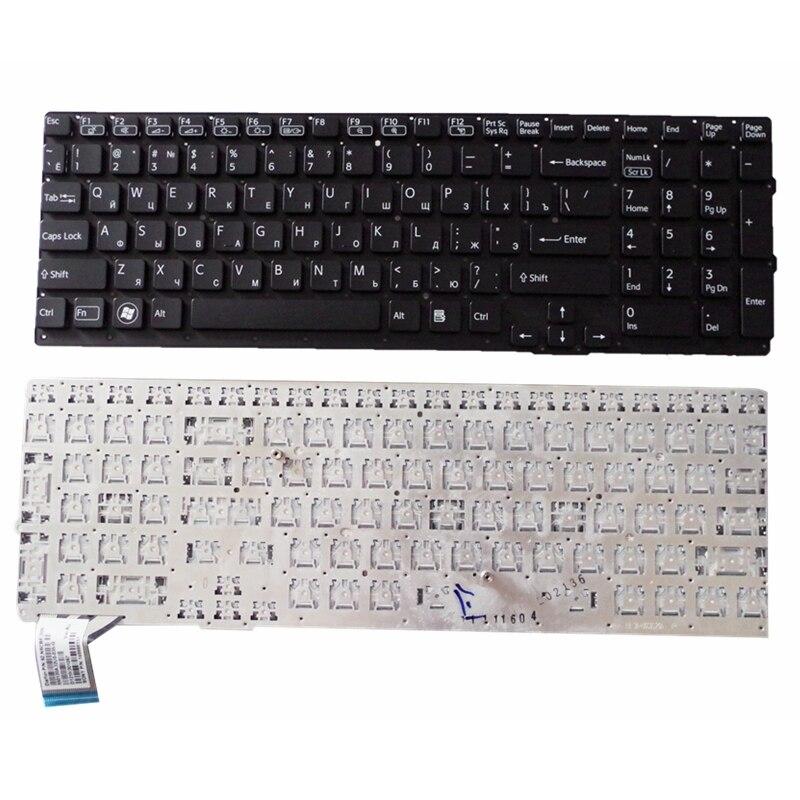 RU Black New FOR SONY SE SE1S1C SE1S3C SE1S2C SE1S4C Laptop Keyboard Russian