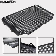 Motorcycles Radiator Side Guard Grill Grille Cover Protector CNC Aluminum FOR YAMAHA MT-09 SP 2017 2018 2019 MT09