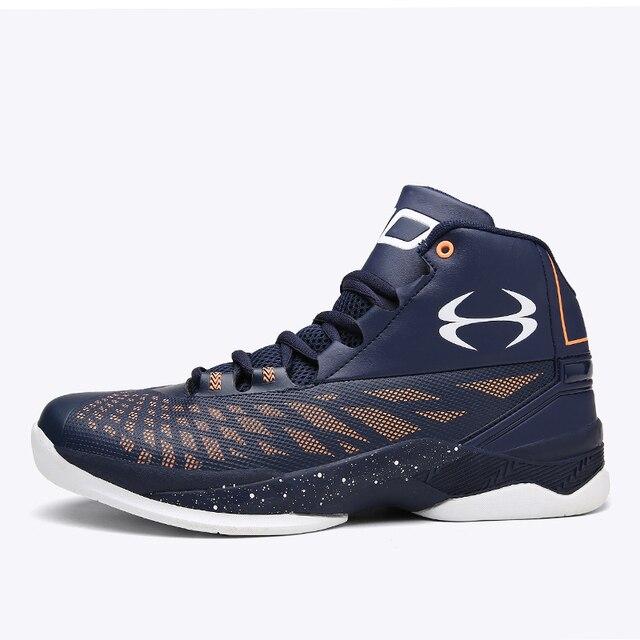 buy online 8cc89 d65b0 Hommes de Basket-Ball Chaussures Air Amortissement Hommes de Basket-Ball  Sport Sneakers High