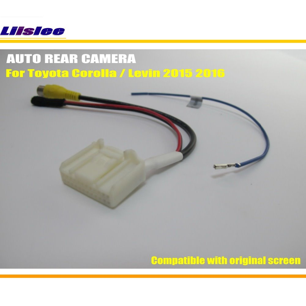 2010 Toyota Corolla Engine Diagram Wiring 2016 Reverse Camera Residential 95