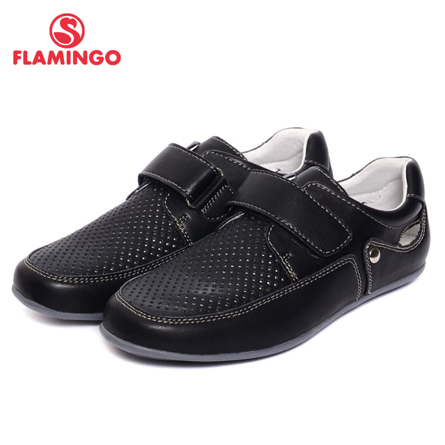 100% Russian famous brand 2016 new arrival spring & autumn kids shoes fashion high quality classic school shoes for boys W6XY071