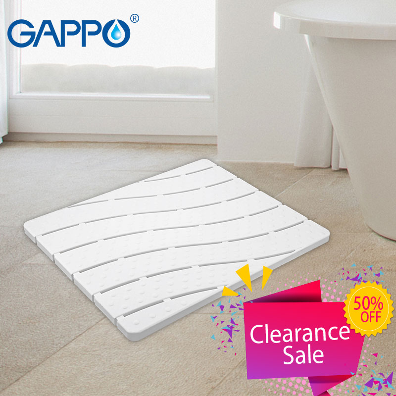 GAPPO Wall Mounted Shower Seats Bathroom Shower Chair Shower Folding Seat Bath Shower Bench Stool Toilet Chair
