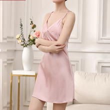 Women Slips 100%REAL SILK Full slips Healthy Under dress Anti emptied Intimates Everyday slip Nude Red Pink yellow New