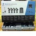 DMK7 Classic Wired Drum Microphone,set : 2pcsx BETA98DC ,1pc x BETA91A, 4pcs x 56A microfone