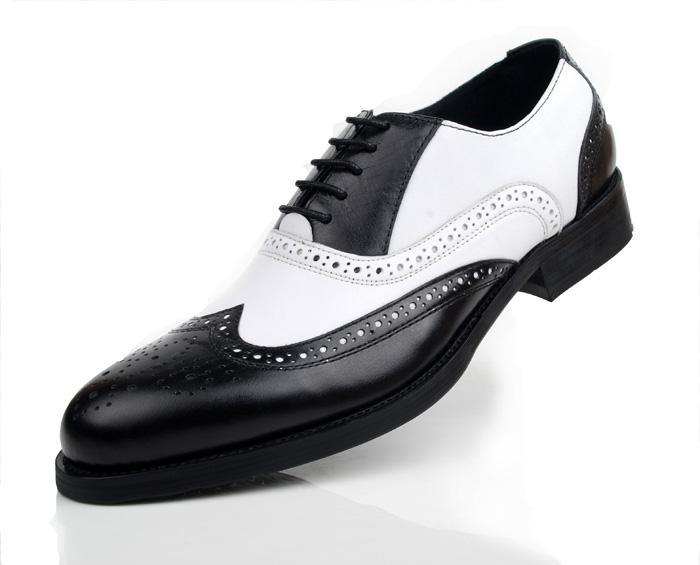 Schuh Eioupi Atmungs 2 Mens Männer Flügel Neue Design Kleid Top Formal 1 Schuhe Vollleder 2 spitze Echte E801 Business Brogue PTAr8nP