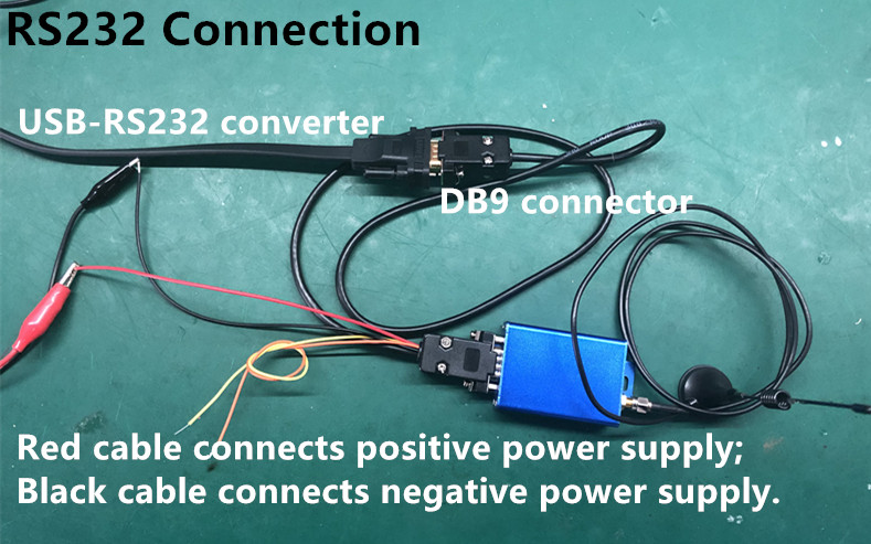 RS232 Connection_
