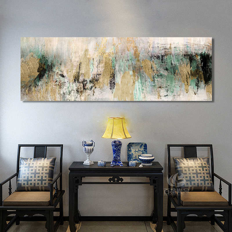 Home Decoration Modern Abstract Art Oil Painting Posters and Prints Wall Art Canvas Painting Pictures for Living Room No Frame