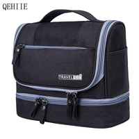 Designer Hanging Toiletry Bag Travel Cosmetics Bag Waterproof Oxford Organizer For Travel Accessories Toiletry Kit For
