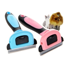 Pet Brush Dog Combs for Shedding Glove Matted Hair Cleaning Grooming Cat Cats Long Haired Kitten Puppy Dematting