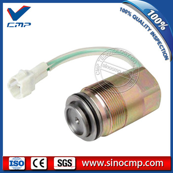 SK200-3 Kobelco Excavator solenoid valve 609-74211200