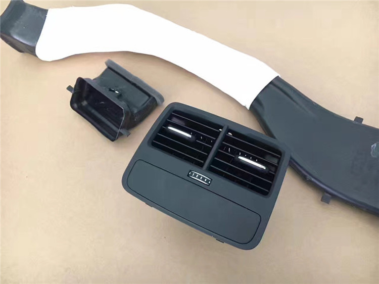 For Audi A4 B9 installed rear air conditioning outlet package
