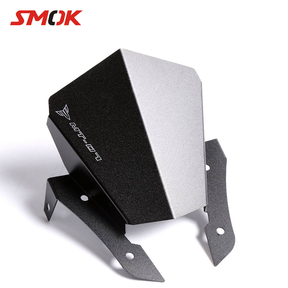 smok motorcycle cnc aluminum alloy windshield windscreen. Black Bedroom Furniture Sets. Home Design Ideas