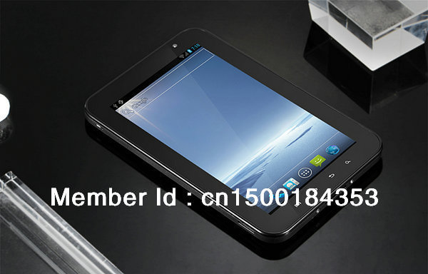 Mini Car pc Android 4.0 7inch Car tablet pc Built-in 3G Wifi Bluetooth 4.0 FM GPS, IPS 1024*600 mtk6577 car pc