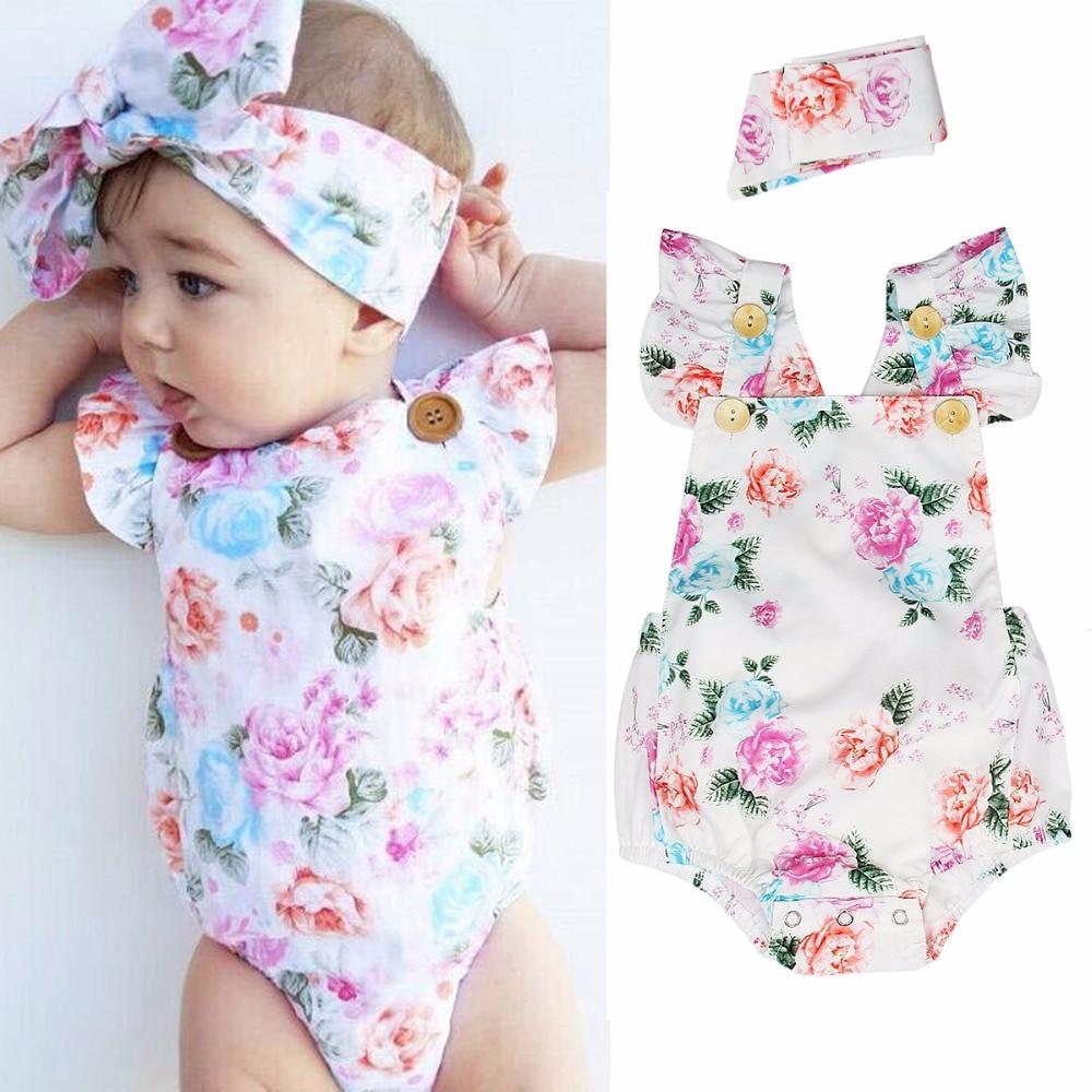 2017 יילוד ילדים תינוקות בגדי ילדים - ביגוד לתינוקות