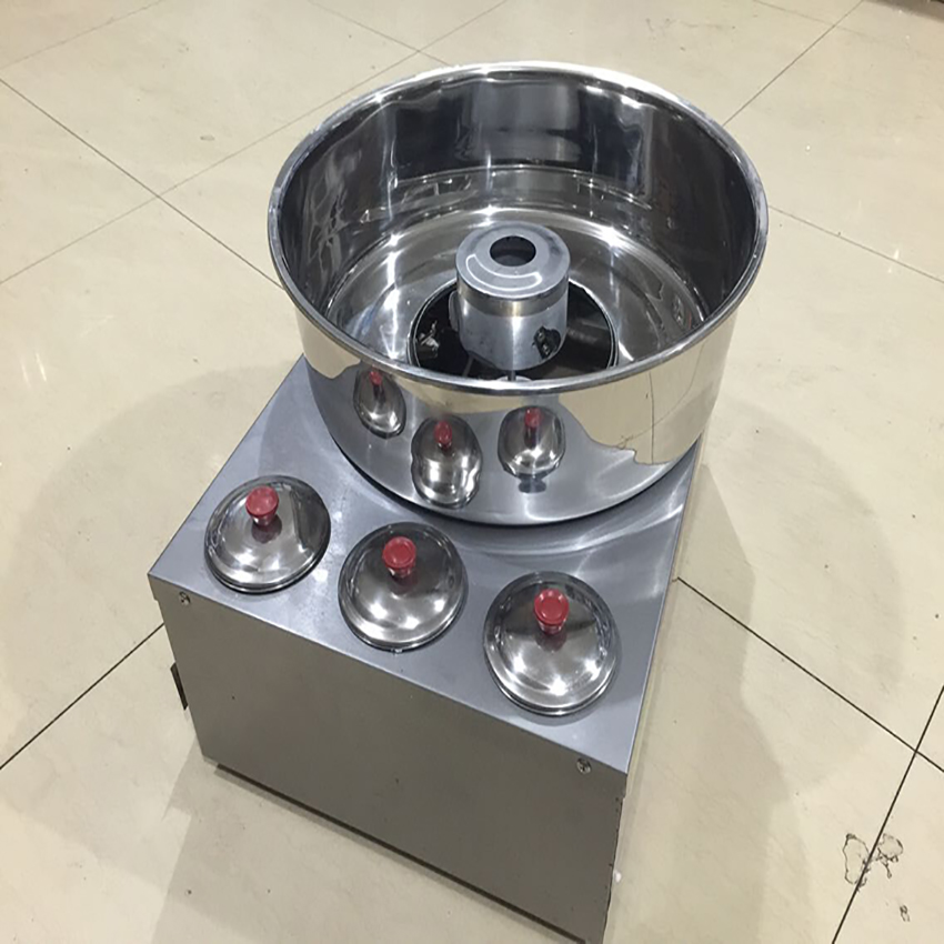 New luxury cotton candy Factory Direct Selling fancy brushed/electric gas cotton candy machine for commercial use fancy pants candy corn