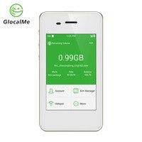 GlocalMe Unlocked G2 Modem No Roaming Portable Wifi Dual Sim 4G Mobile Hotspot Sim Free Wireless Router 2018
