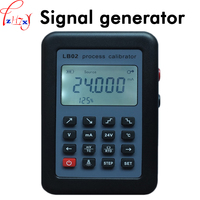 Current voltmeter signal source calibration instrument LB02 4 20mA signal generator with LED segment code LCD screen 1pc