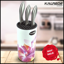 Kalrede Universal Kitchen Knife Block Knives Holder Stand Storage