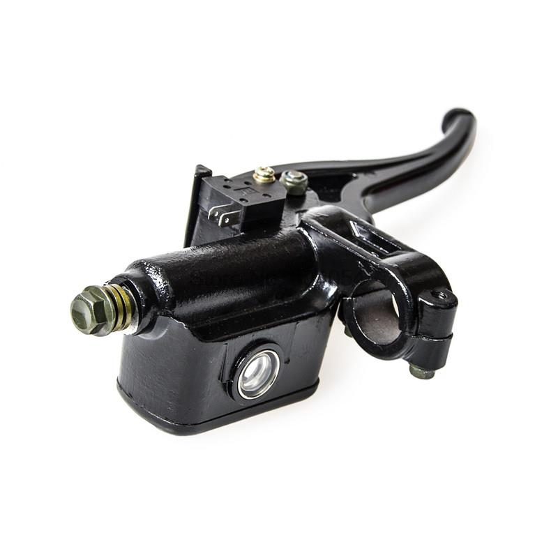 ФОТО Motorbike Front Left Brake master cylinder lever For Polaris TRAIL BOSS 330 ATP 330 4X4 New Style Super Quality