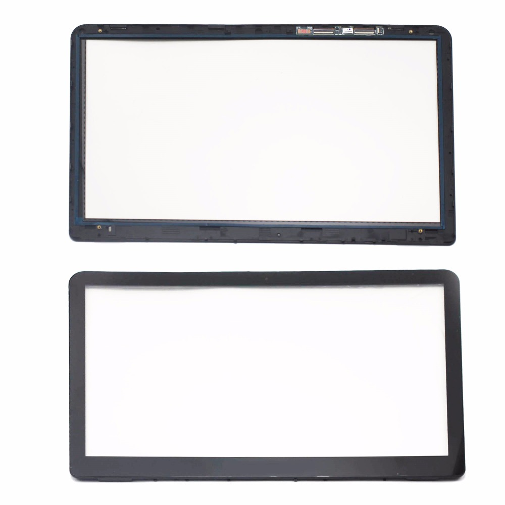 15.6'' Touch Panel Screen Digitizer Glass For HP ENVY x360-15-w110nd 15-w101tu 15-w237cl 15-w150nw 15-w104ng 15-w001ns 15-w192nb touch screen glass panel gsl 05tsl0m w