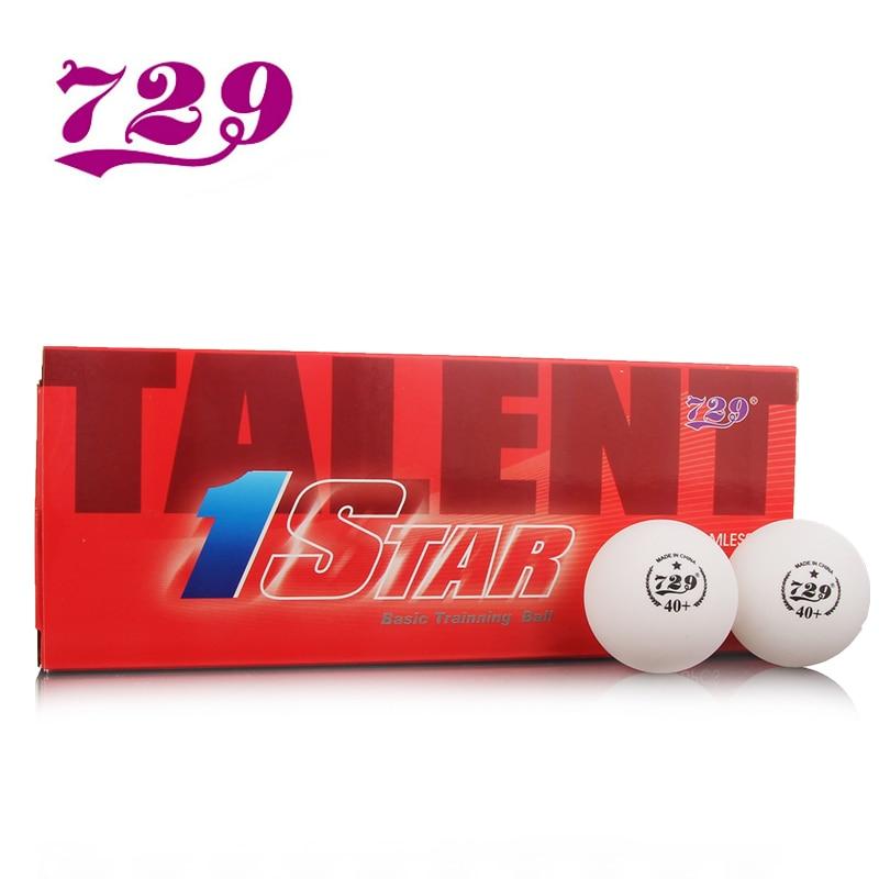 20 balls lot 729 friendship new material 40 plastic table for 1 gross table tennis balls