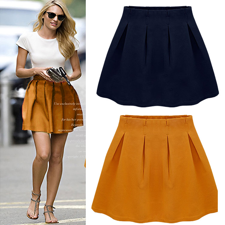 Cheap High Waisted Skirts - Skirts