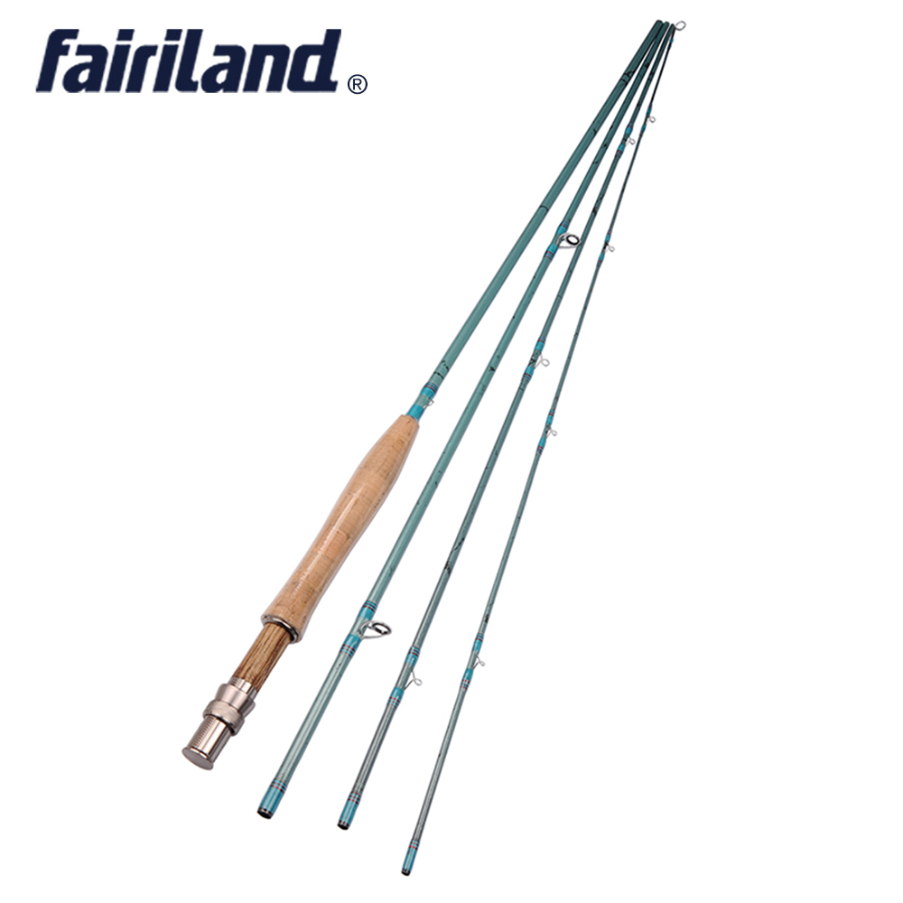 voar vara de pesca 9ft 2 7 m 4 secao vara de pesca 3 4 voar