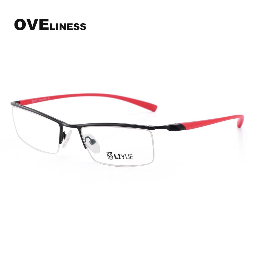 Moda Marka Dizayneri Optik Eynək çərçivə resepti Eyewear Clear - Geyim aksesuarları - Fotoqrafiya 3