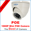 PLV IP Cam 1080P IP Camera Outdoor Network 2.0MP Mini Camera POE CCTV Security Surveillance Camera ONVIF H.264 free shipping