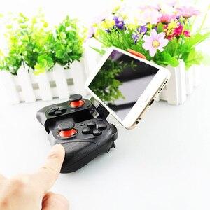 Image 4 - MOCUTE 050 mando de juegos de RV Android Joystick controlador Bluetooth Selfie mando con Control remoto Gamepad para PC teléfono inteligente + soporte