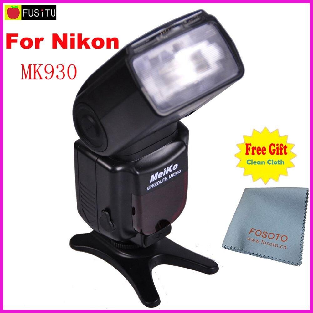 Meike MK930 MK-930 Speedlight Flash Speedlite for Nikon SB-900 700 SB900 D3X D4 D800 D3100 D5000 D5100 D7000 D7100