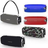 HOPESTAR A6 Bluetooth Speaker Portable Wireless Loudspeaker 3D Stereo Sound System Outdoor Waterproof Speaker