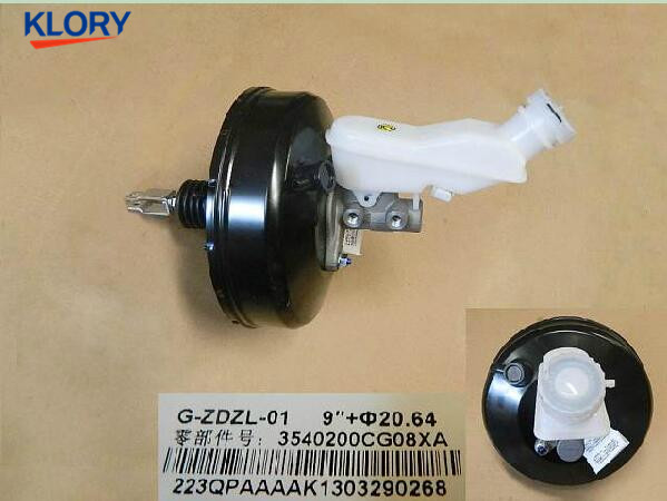 3540200CG08XA/3540200C-G08 Vacuum booster with brake pump assembly FOR Great wall VOLEEX C30