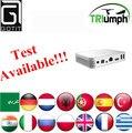 Canadá H96 Intbox Android Smart TV Caja IPTV + Triumph 1000 + EE. UU. Alemania Albanés Holandés Serbia Nordic Pakistán PayTV Ott Caja Superior