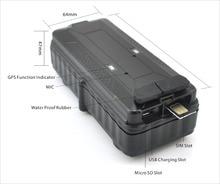 Positioning GPS/GSM/WIFI gprs car