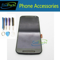 LCD Display And Touch Screen Digitizer For Motorola MOTO G2 XT1063 XT1068 XT1069 1PC Lot Free