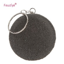 hot deal buy fawziya ring clutch purses for women evening clutches for wedding and party