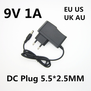 9V 600mA 1000MA Power Supply Adapter Charger Converter 9V 0.6A 1A for TP-LINK T090060 450M 300M Router(China)