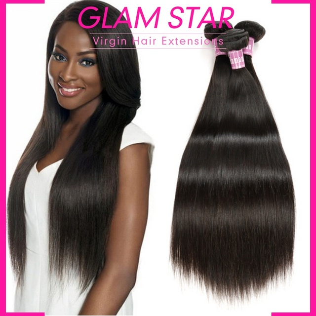 Glam Star Hair Brazilian Virgin Hair Straight 8a Brazilian Straight
