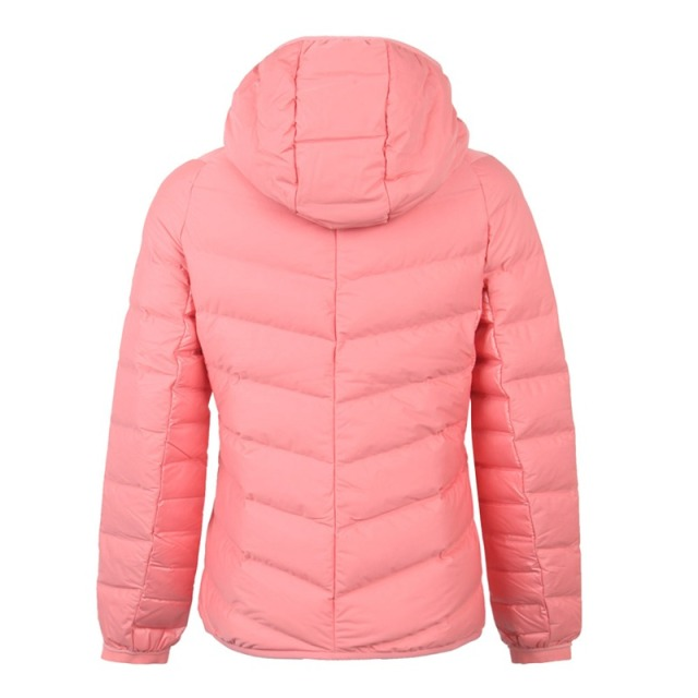 Original New Arrival 2018 Adidas NUVIC JACKET Women's Down coat Hiking Down Sportswear 1